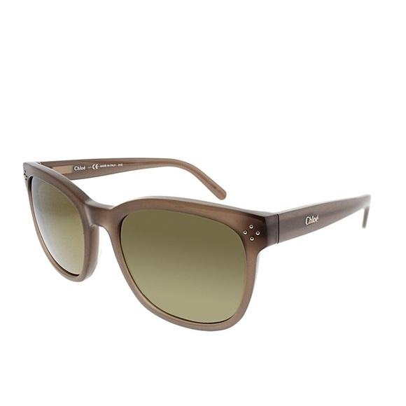 5aef784a8ea Chloe Accessories - Chloe Turtledove Square Sunglasses